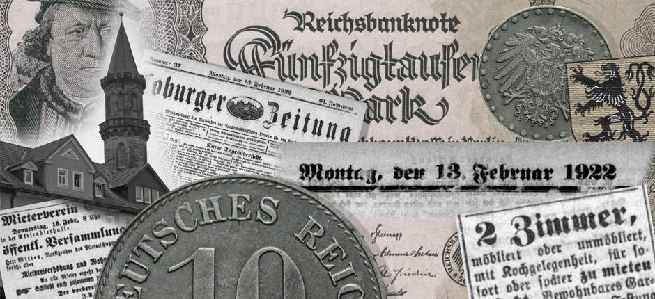 Gründung der GWG 1922