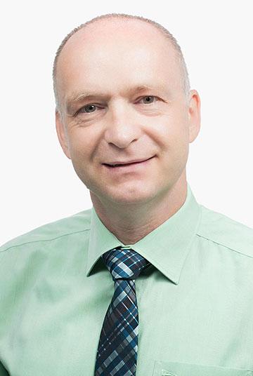Stellvertretender Aufsichtsratsvorsitzender Frank Mertin