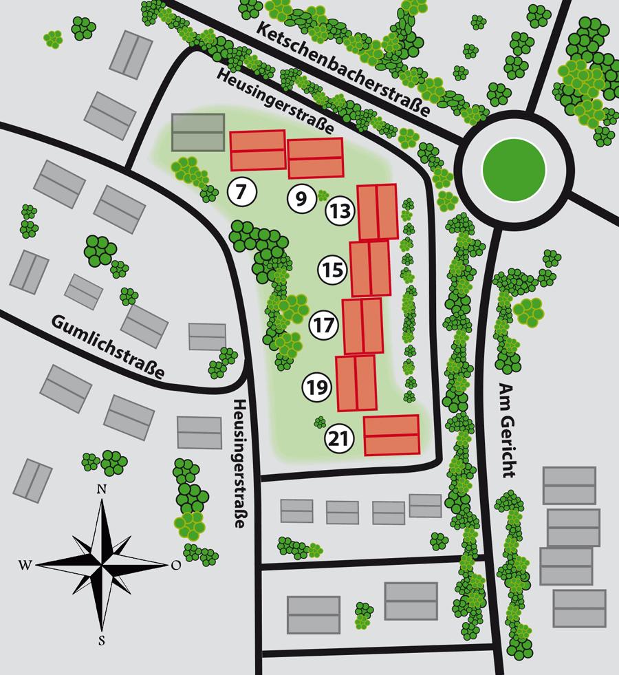 Lageplan-Heusingerstraße