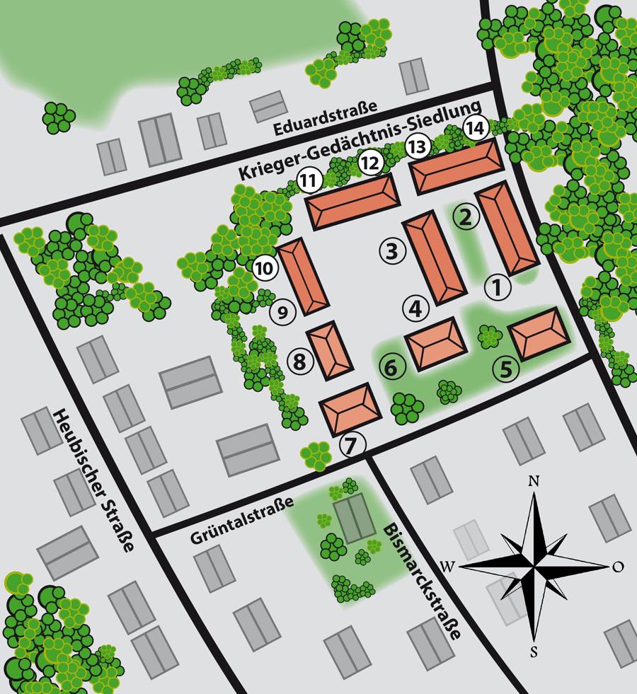 Krieger-Gedächtnis-Siedlung