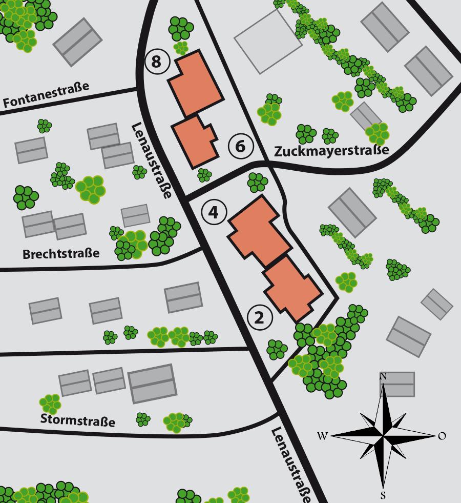 Lageplan-Lenaustraße