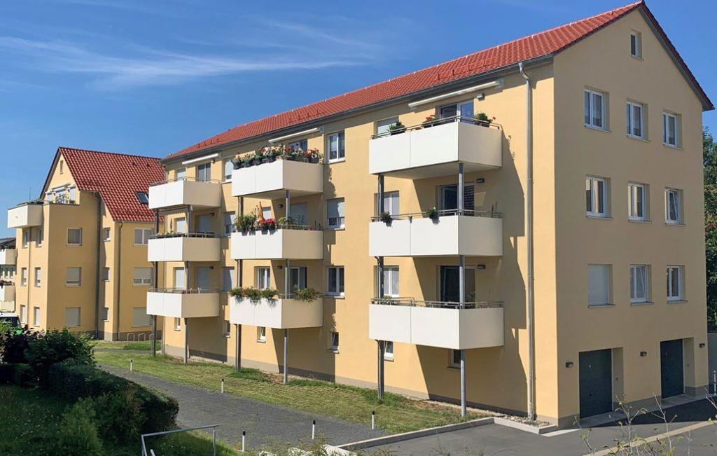Neubau – Sudetenstraße 27