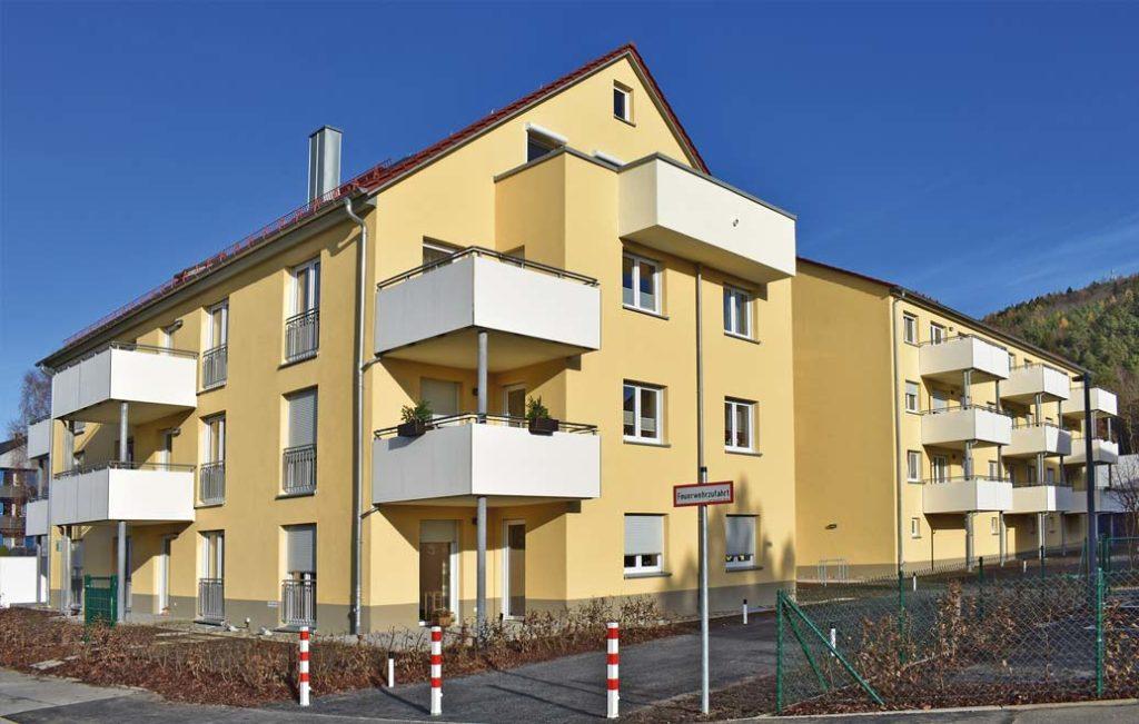 Aussenansicht-Neubau – Sudetenstraße 27
